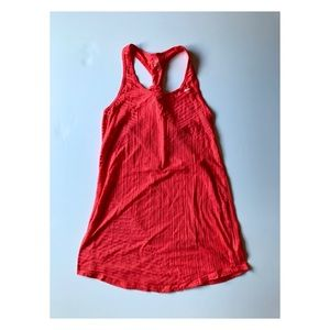 Coral Nike Coverup Size Small